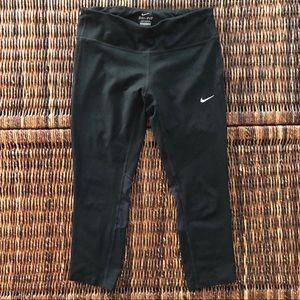 Black Nike Dri-Fit